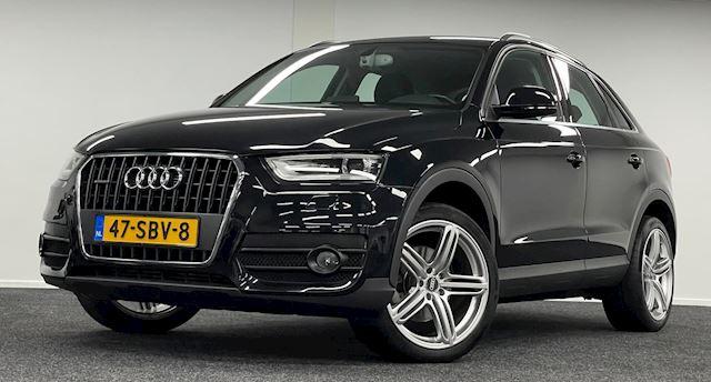 Audi Q3 occasion - Mink van den Brink Auto's