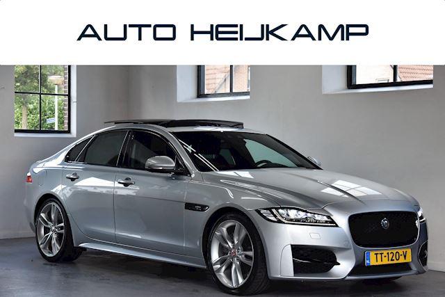 Jaguar XF occasion - Auto Heijkamp