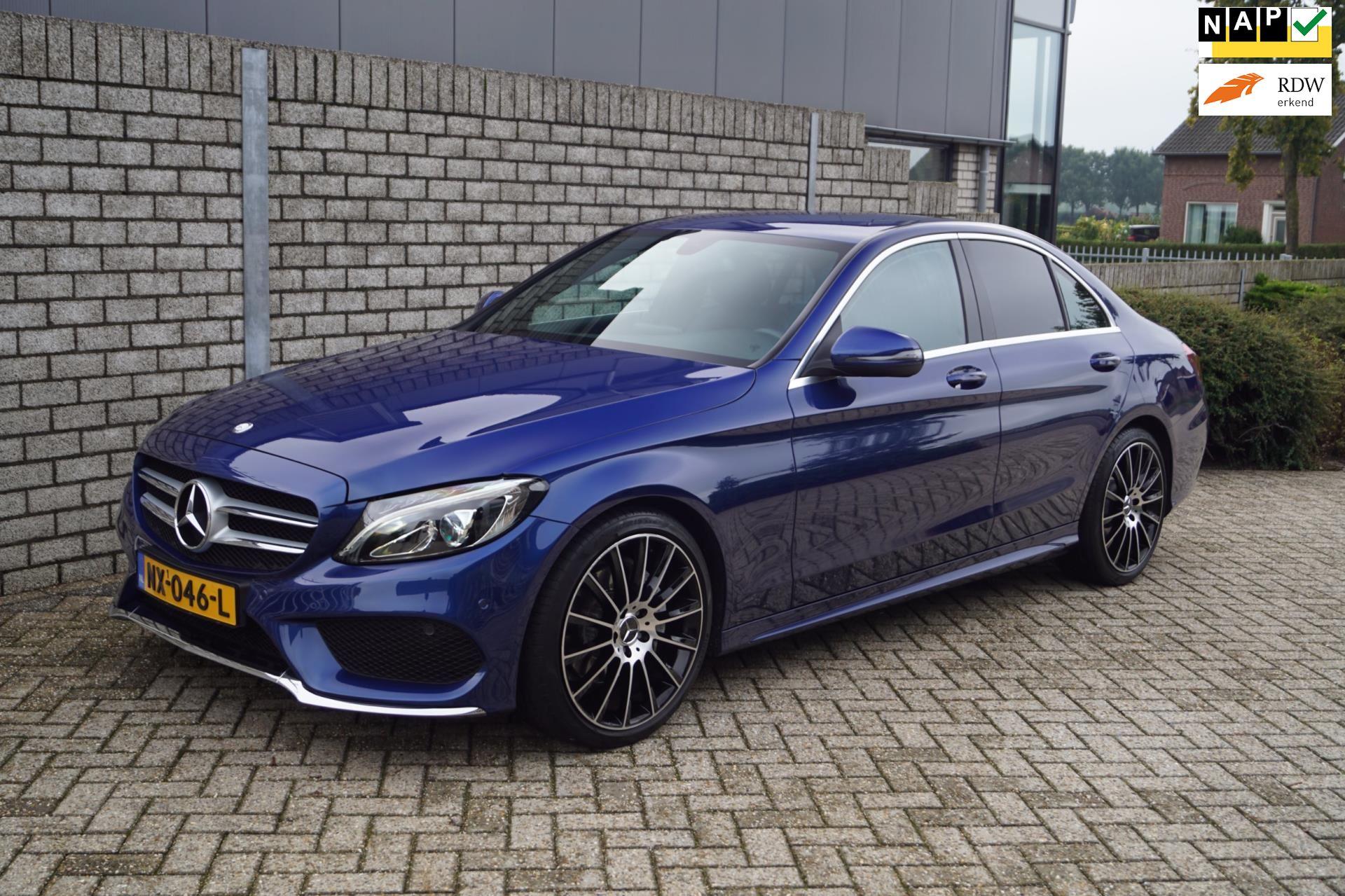 Mercedes-Benz C-klasse occasion - Autobedrijf H. Wijdeven V.o.f.
