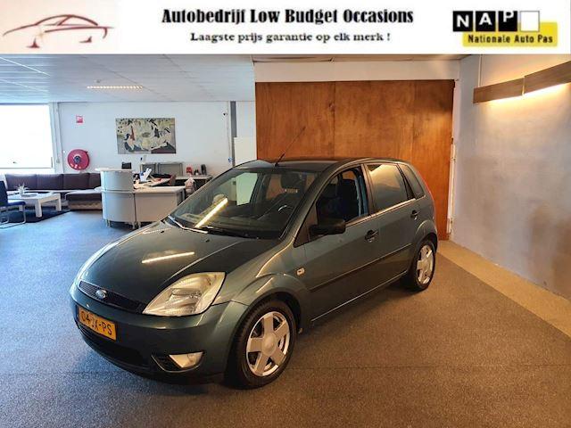 Ford Fiesta 1.4-16V First Edition,Apk Nieuw,Airco,E-Ramen,N.A.P,Lm velgen,Topstaat!!