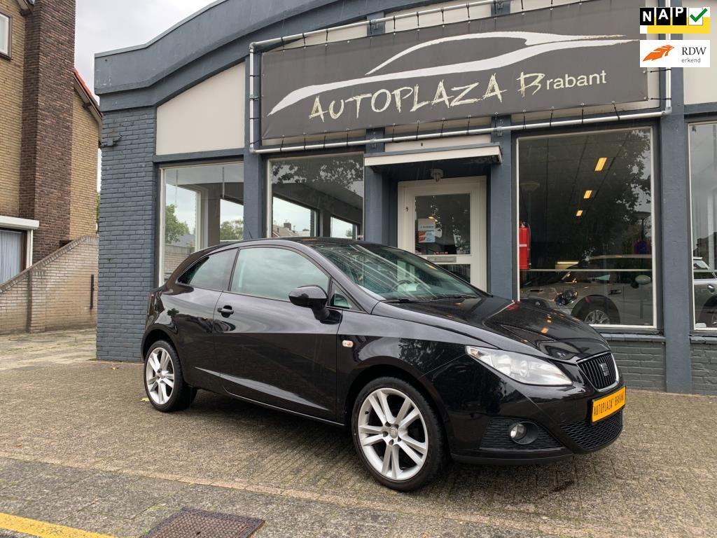 Seat Ibiza SC occasion - Autoplaza Brabant