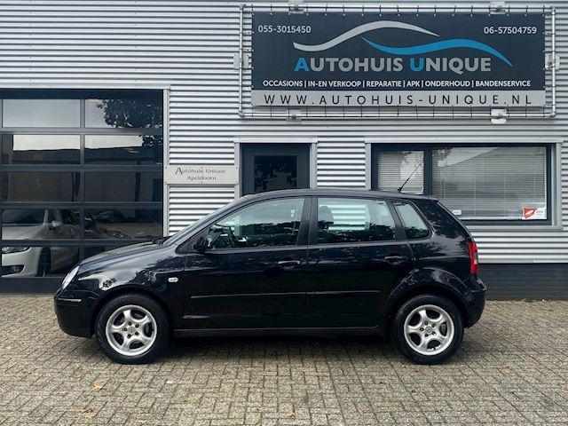 Volkswagen Polo 1.4-16V Cricket,  Elecktrische ramen voor!!