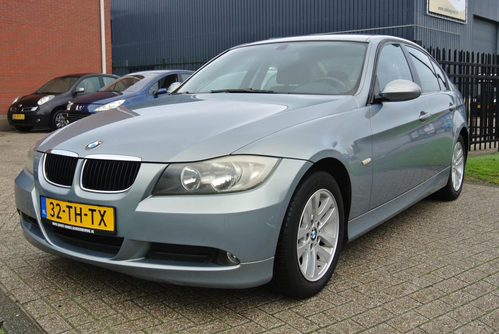 BMW 3-serie occasion - Danie's Handelsonderneming