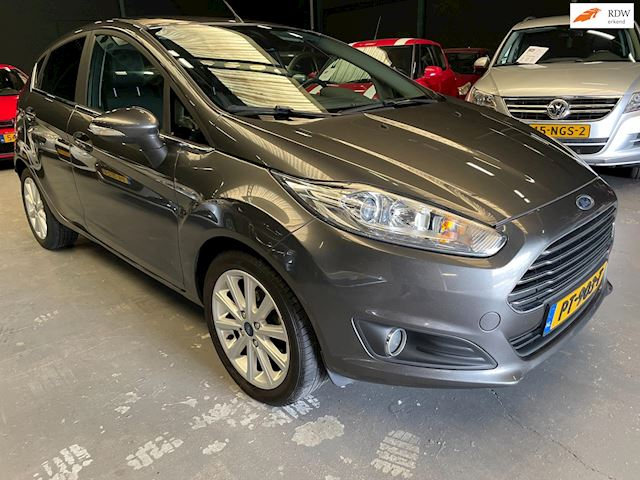Ford Fiesta 1.0 EcoBoost Silver Edition