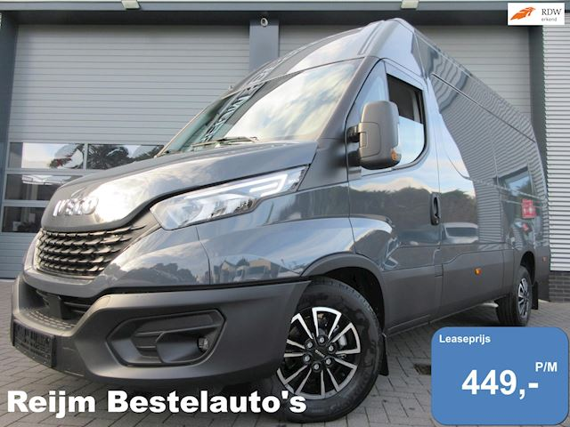 Iveco Daily 35S16V 2.3 352 L2H2 156pk 3500kg ahw, Airco, 3-Zits, PDC