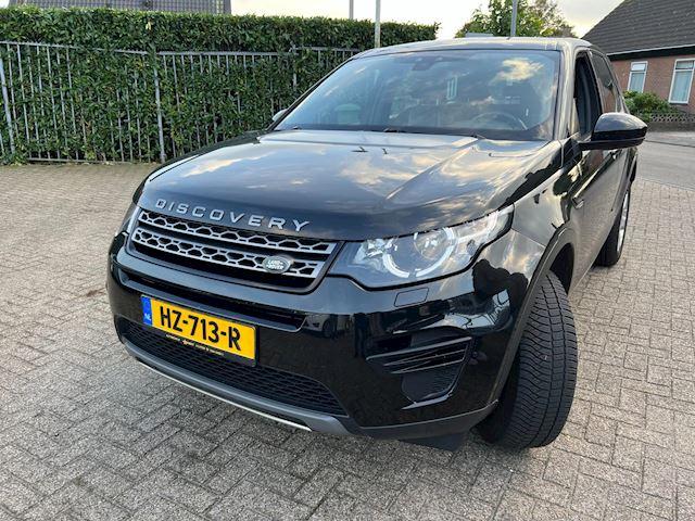 Land Rover Discovery Sport 2.0 eD4 E-Capability Urban Series SE