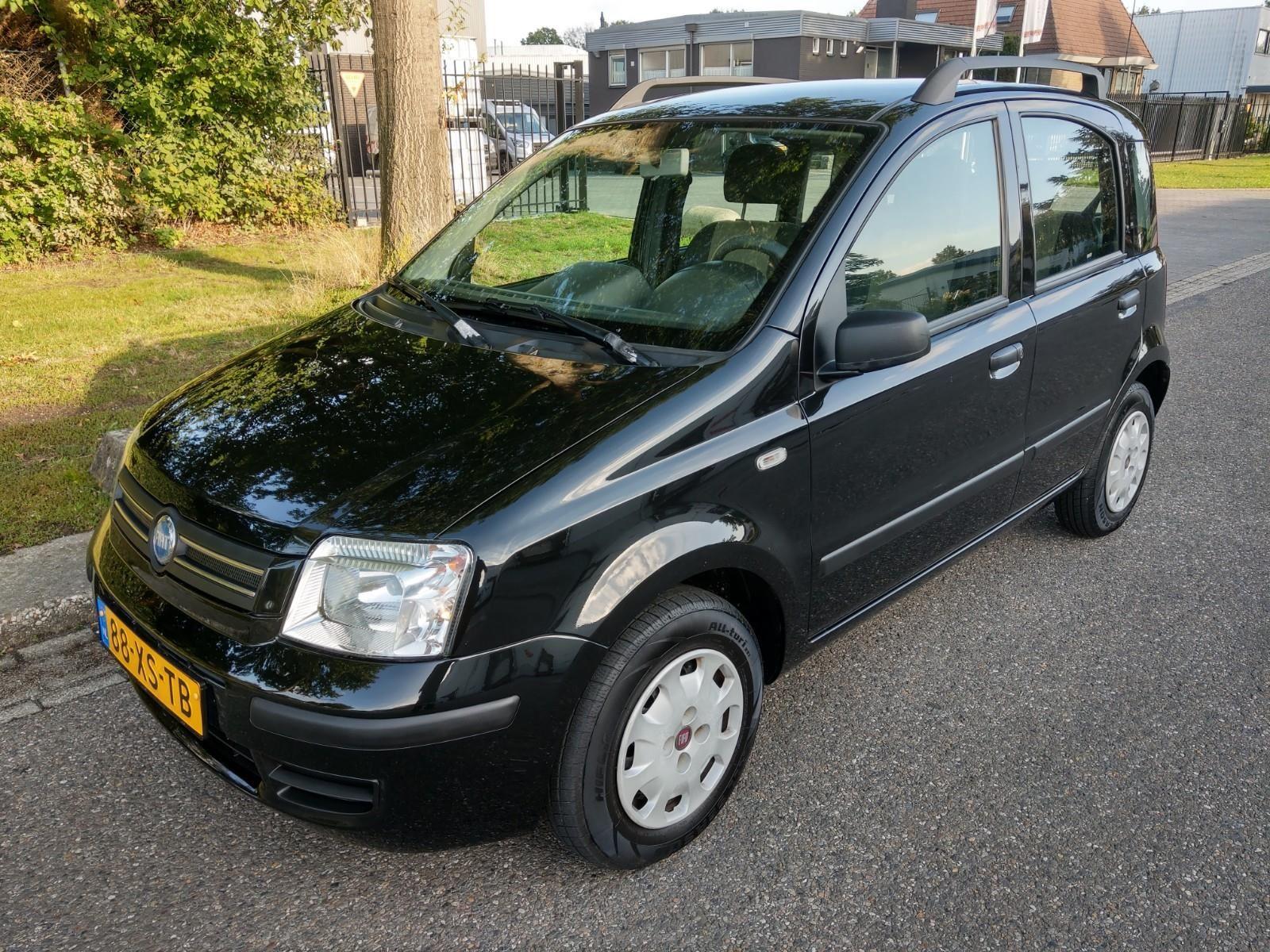 Fiat Panda occasion - JP-Automobielen