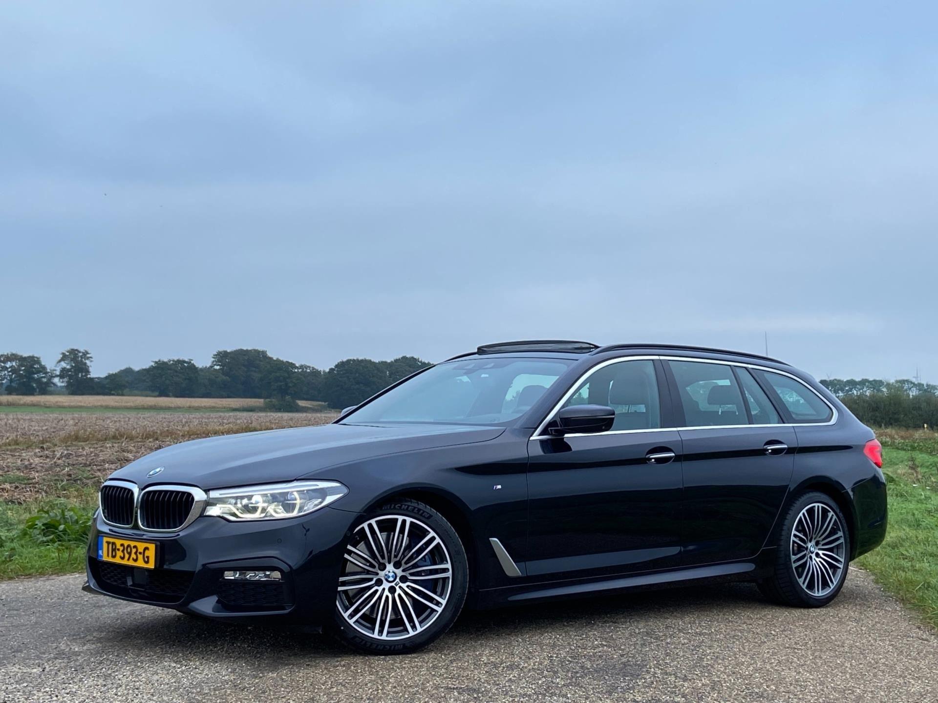 BMW 5-serie Touring occasion - Autobedrijf Tromp v.o.f.