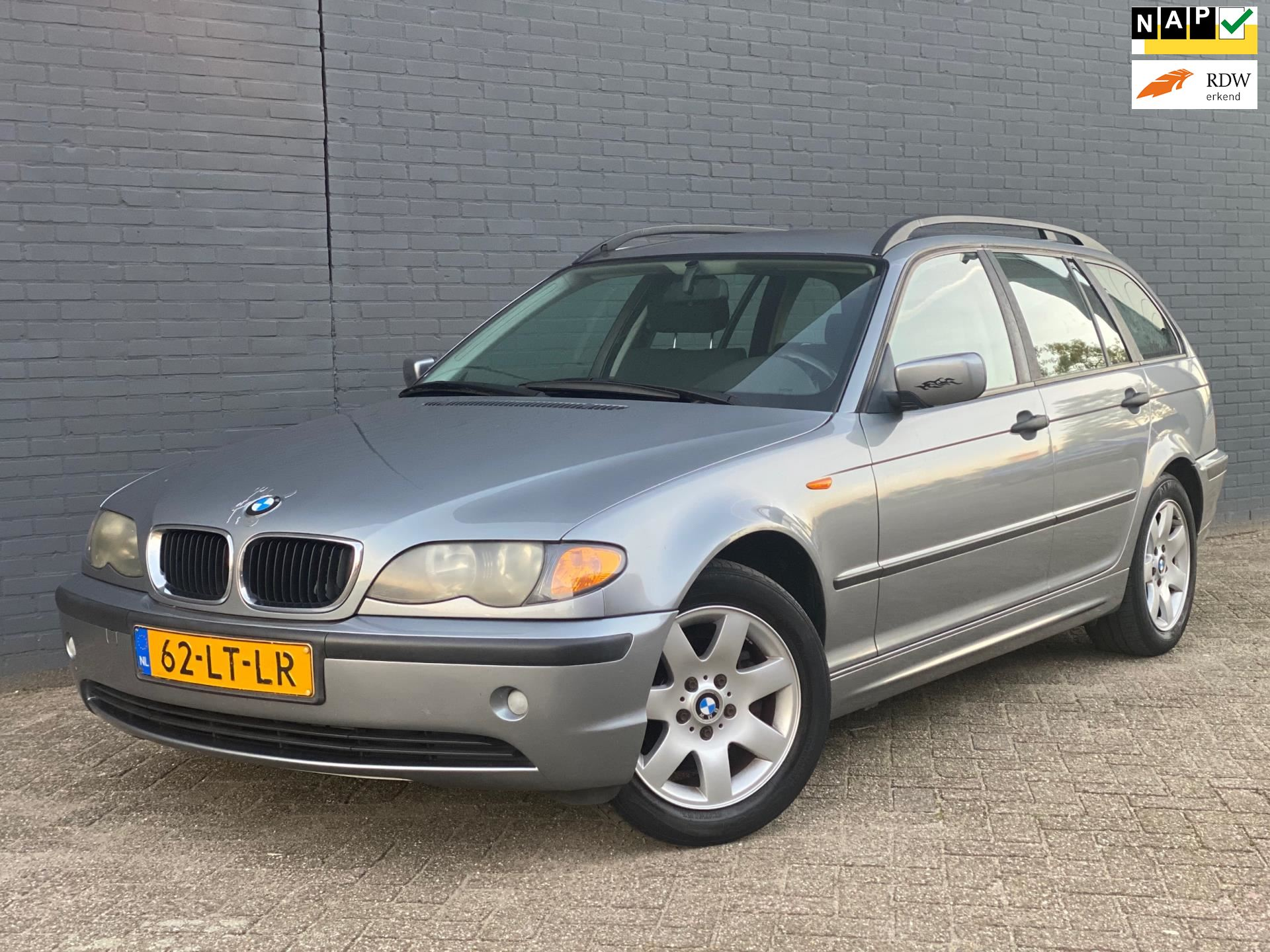 BMW 3-serie Touring occasion - Autohandel Honing