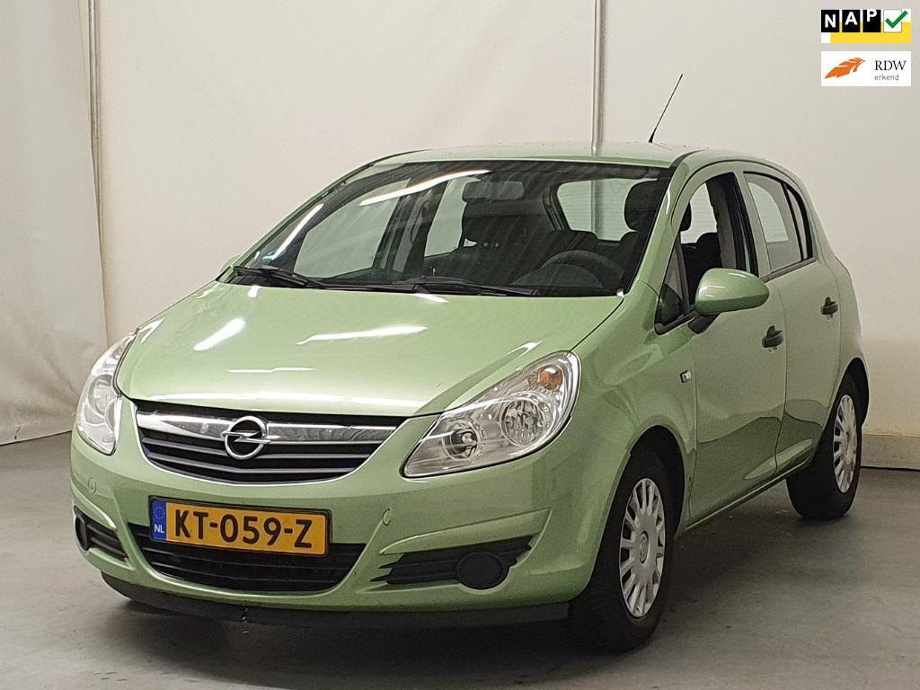 Opel Corsa occasion - Autohandel Honing