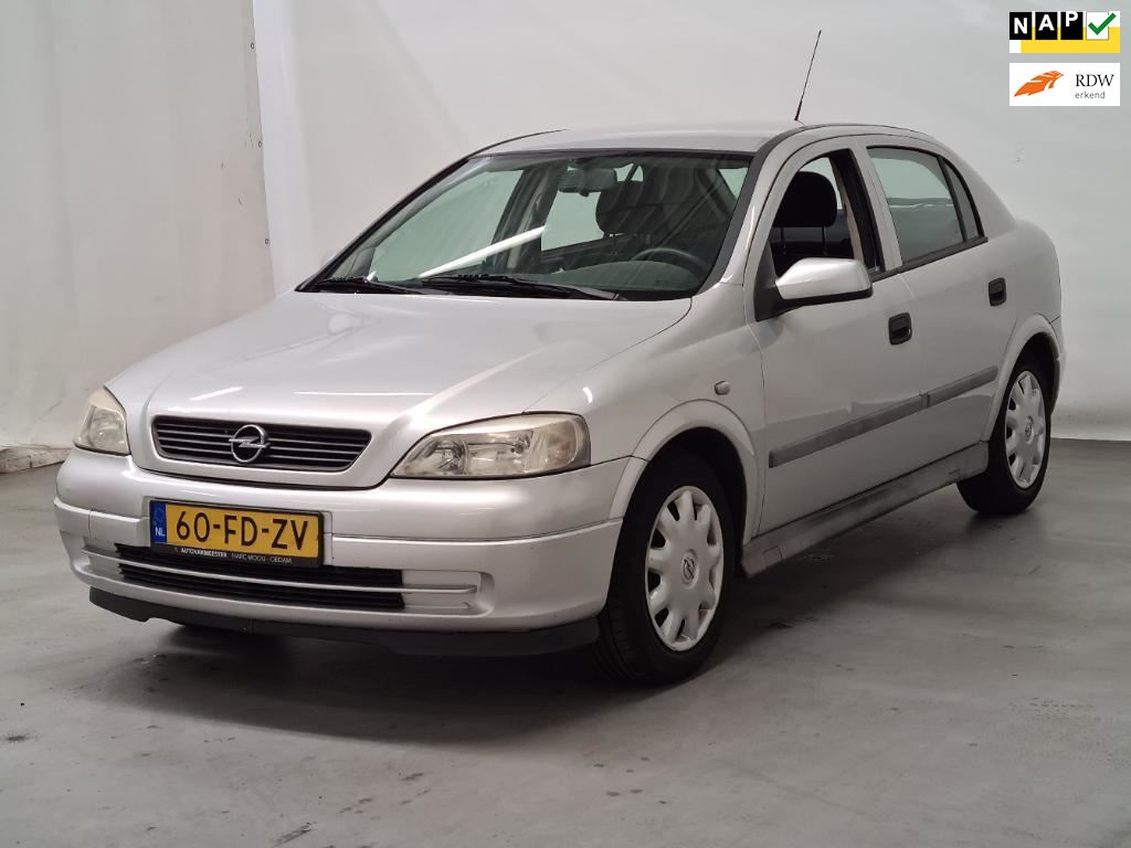Opel Astra occasion - Autohandel Honing