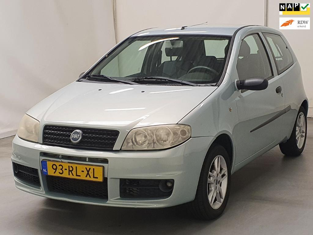 Fiat Punto occasion - Autohandel Honing