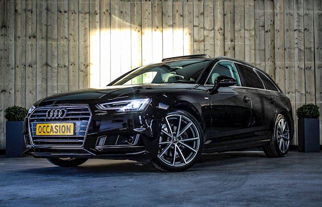 Audi A4 Avant occasion - W de Jong Auto's