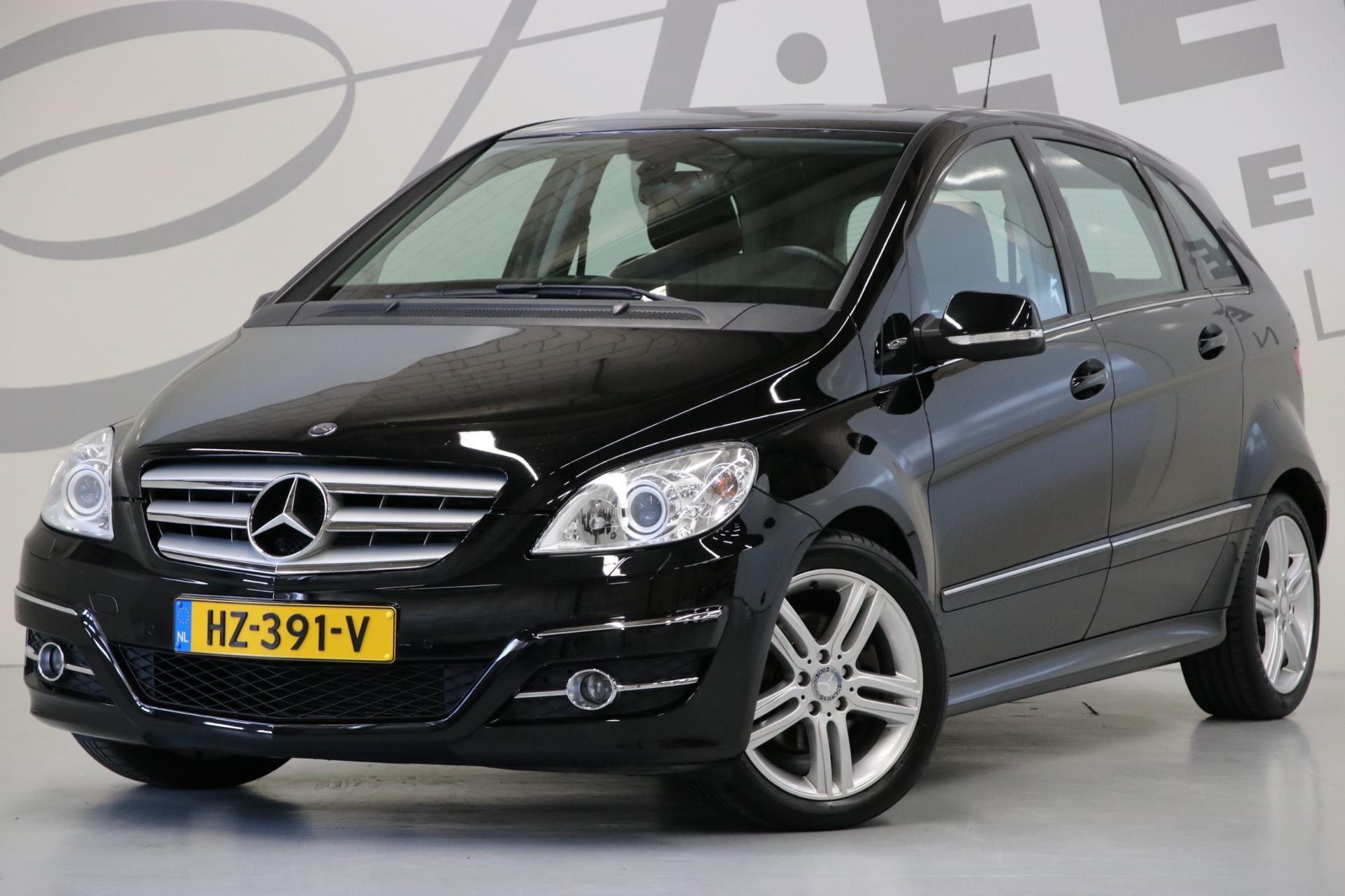 Mercedes-Benz B-klasse occasion - Aeen Exclusieve Automobielen