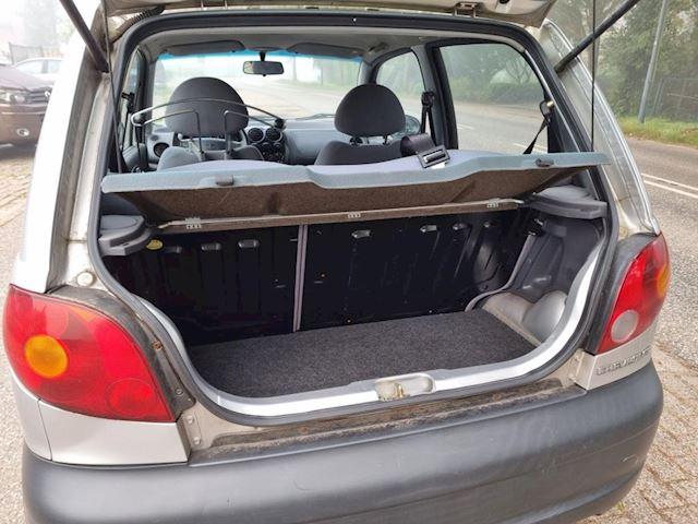 Daewoo Matiz 0.8 Spirit
