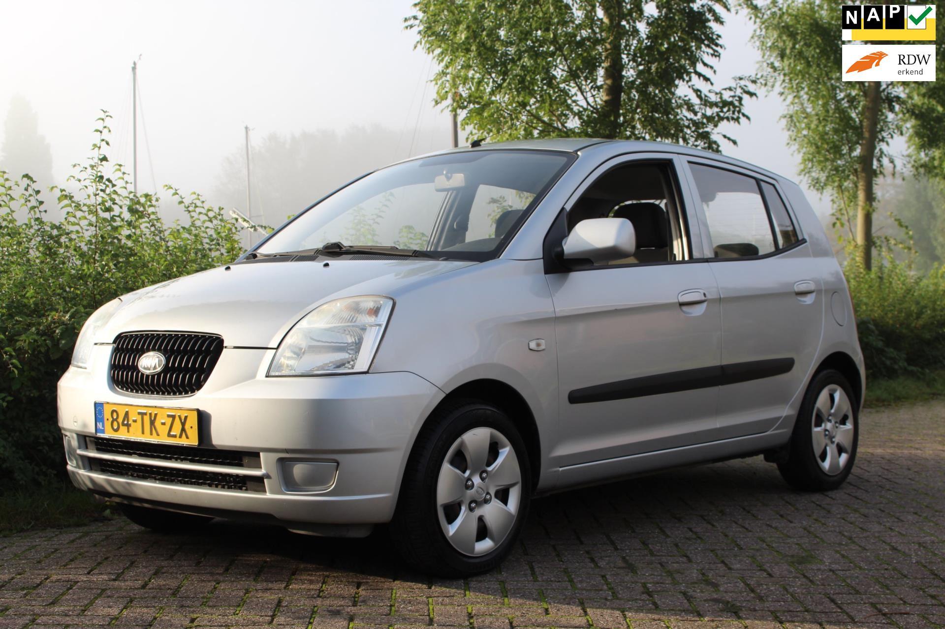Kia Picanto occasion - Van Vliet Auto's