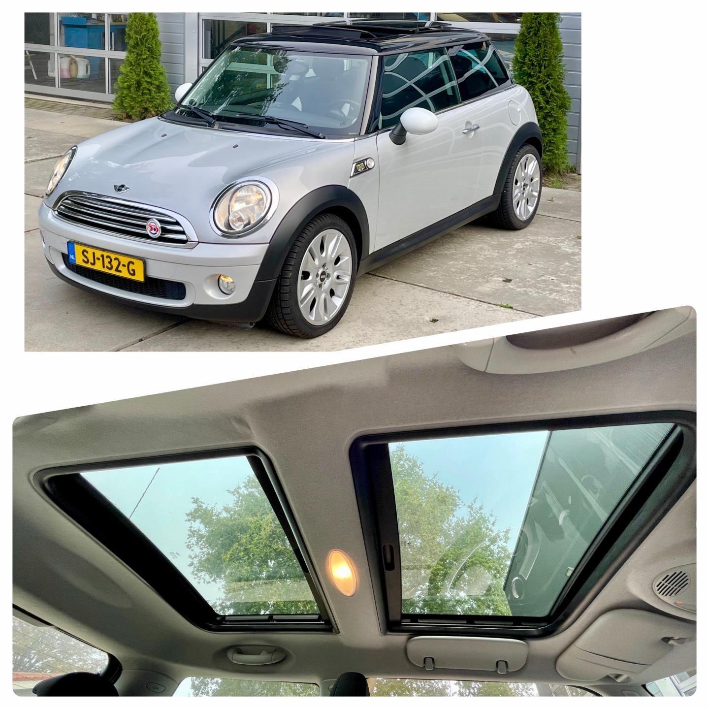 Mini Cooper 1.6 occasion - All Car Sales