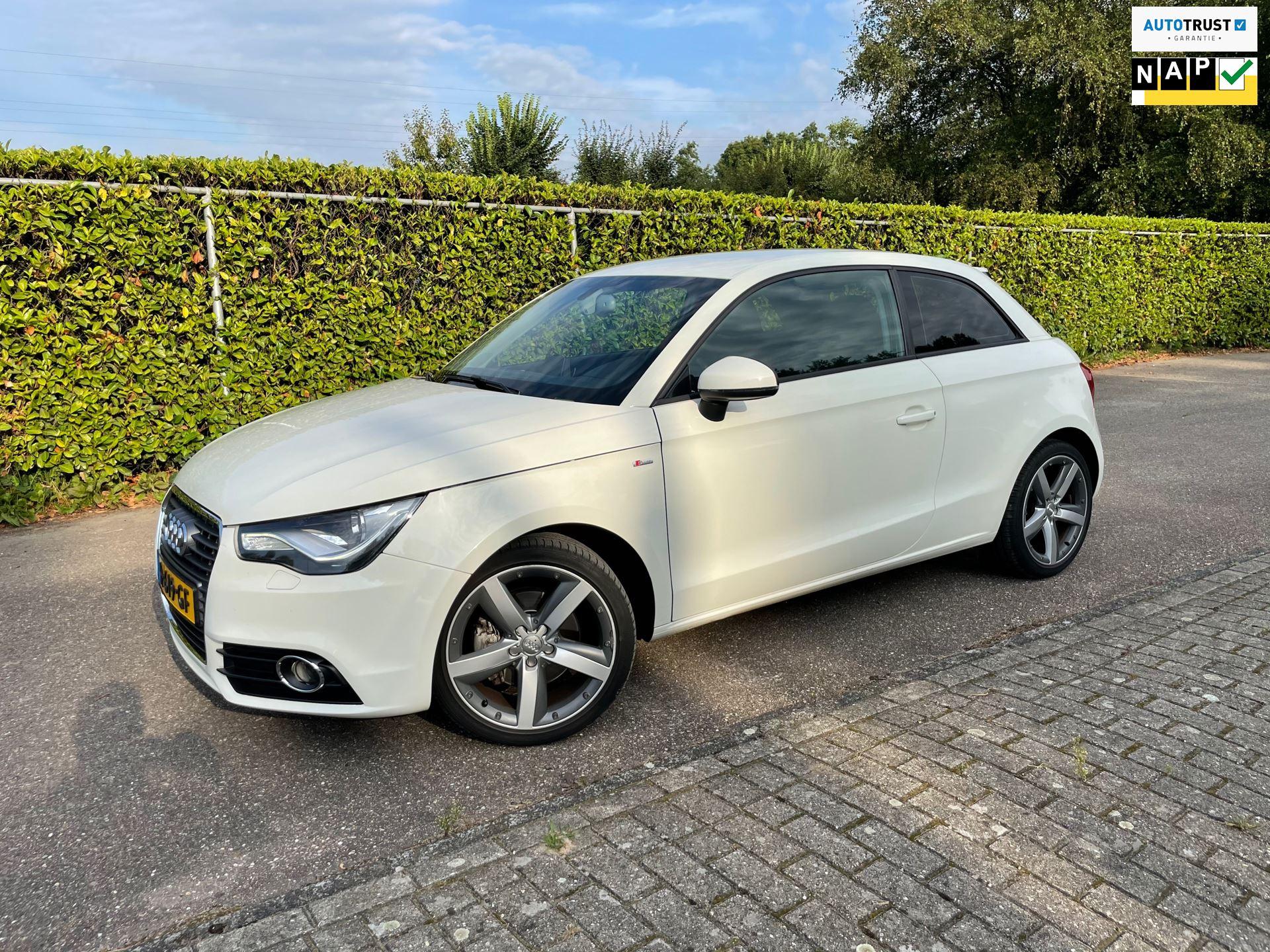 Audi A1 occasion - R. Oldenburg Auto's