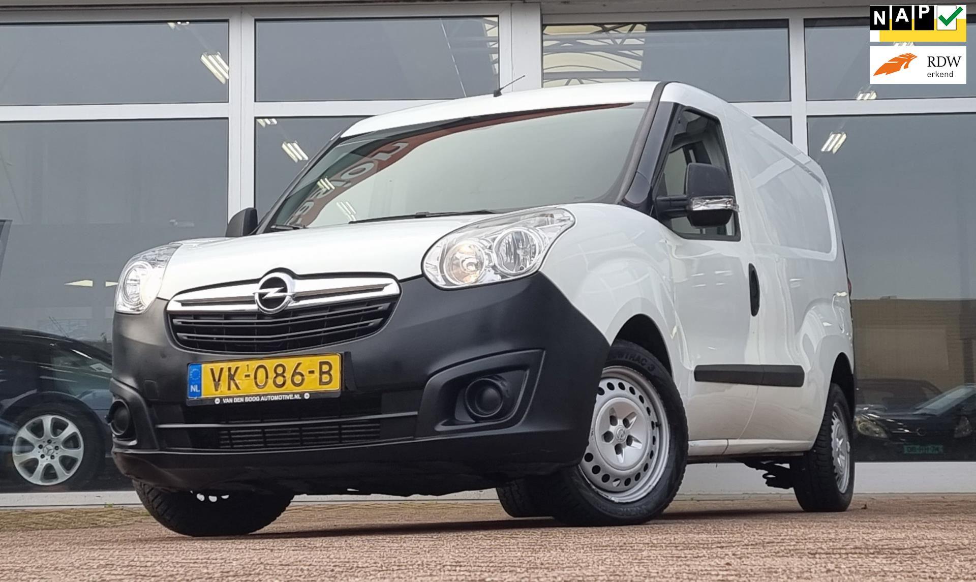 Opel Combo occasion - van den Boog Automotive