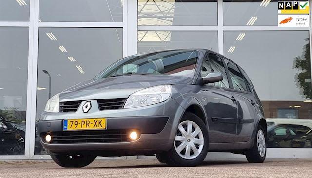 Renault Scénic 1.6i 16V Authentique Comfort Trekhaak Rijdt en schakelt super goed!