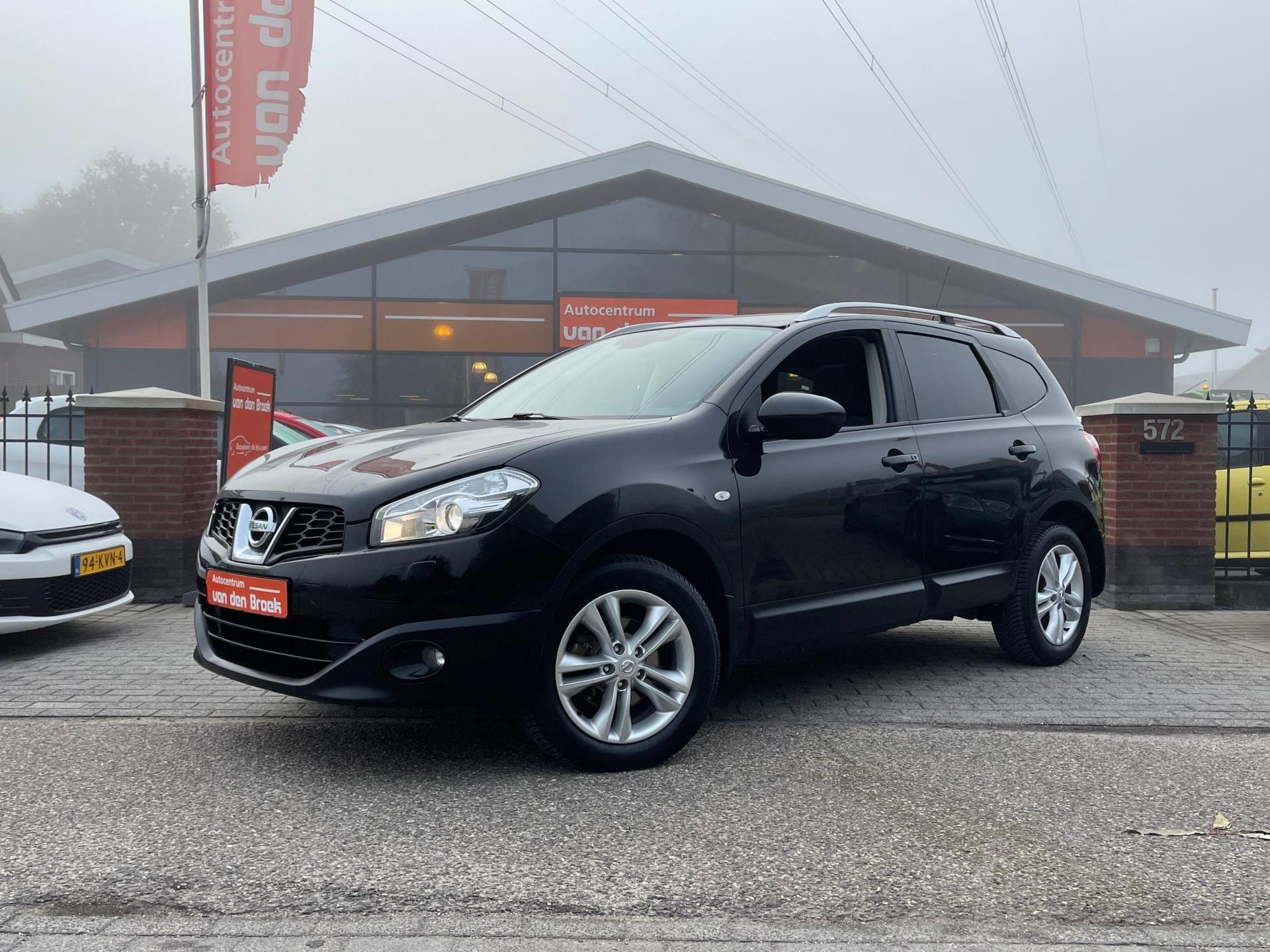 Nissan Qashqai 2 occasion - AutoCentrum A. van Den Broek