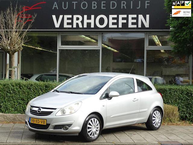 Opel Corsa 1.4-16V Enjoy - AIRCO - APK MEI 2022 - ELEKTR RAMEN / SPIEGELS - CRUISE CONTROL