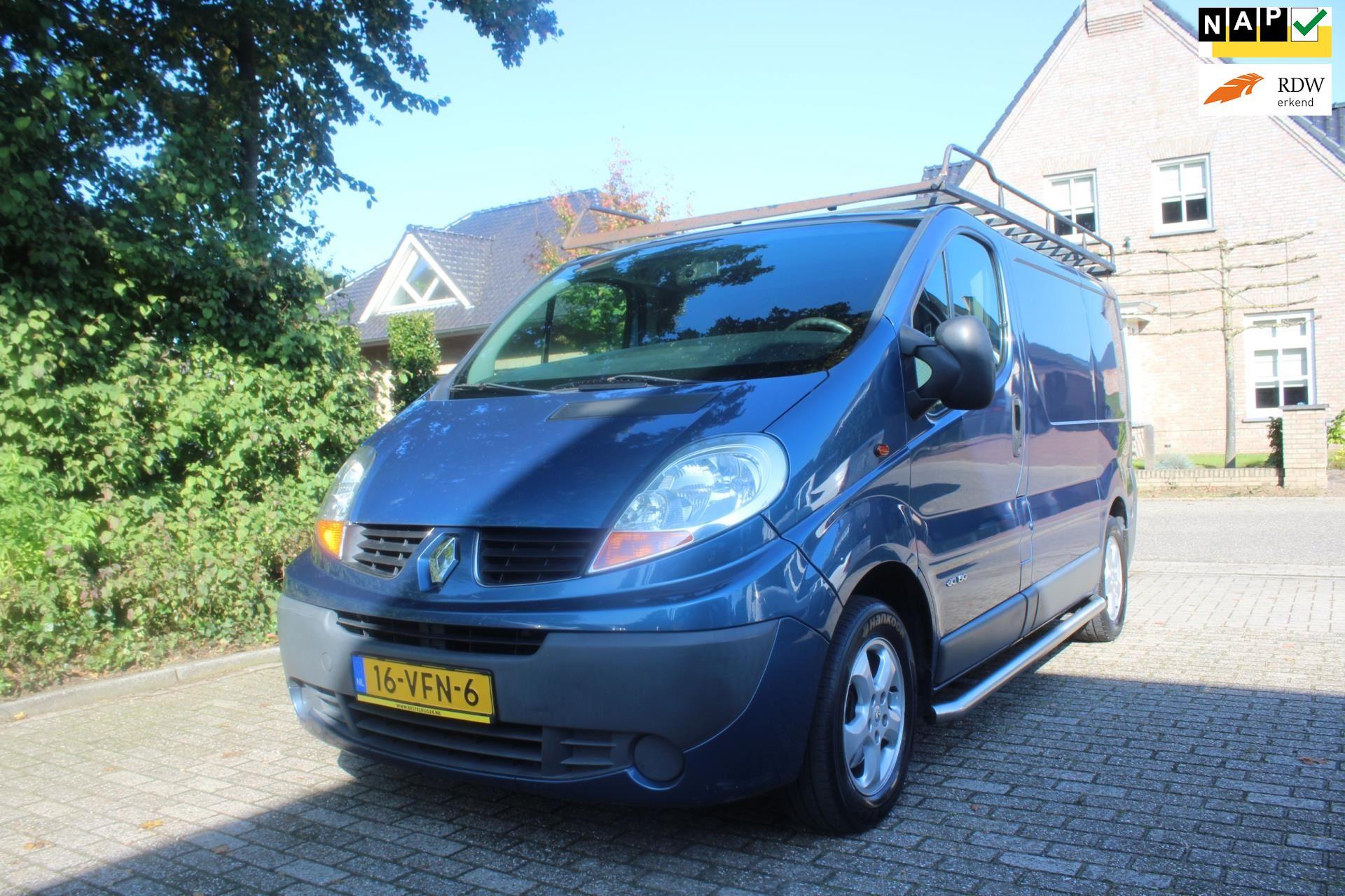 Renault Trafic occasion - Autogroothandel Ammerzoden