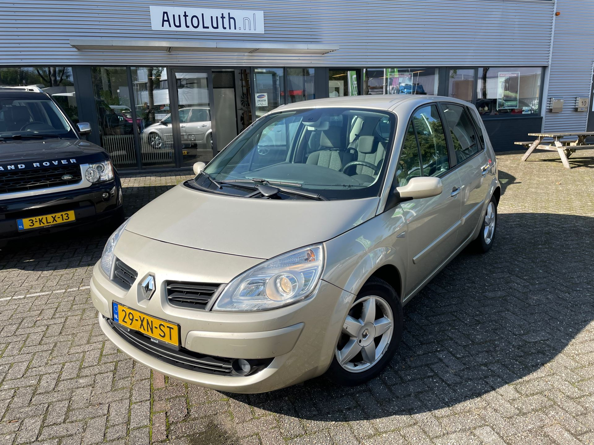 Renault Scénic occasion - Luth BV