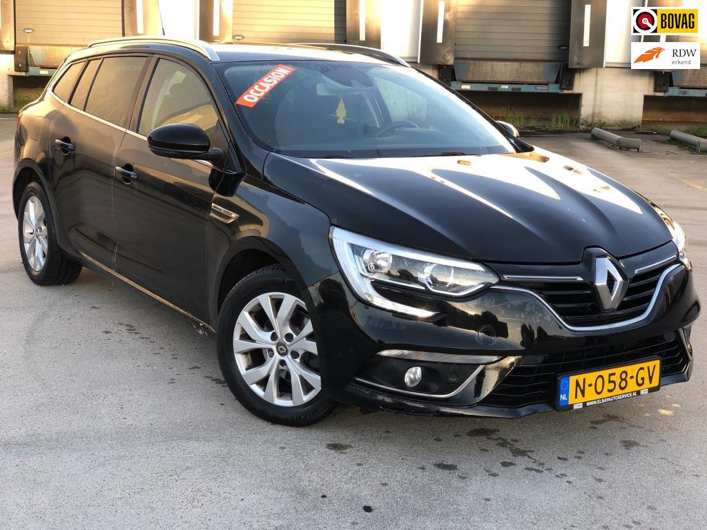 Renault Mégane occasion - Elbay Auto & Bandenservice
