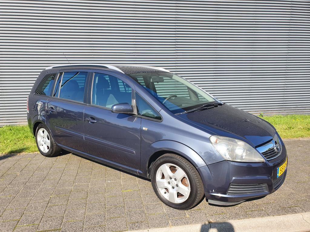 Opel Zafira occasion - Autobedrijf Harnaschpoort