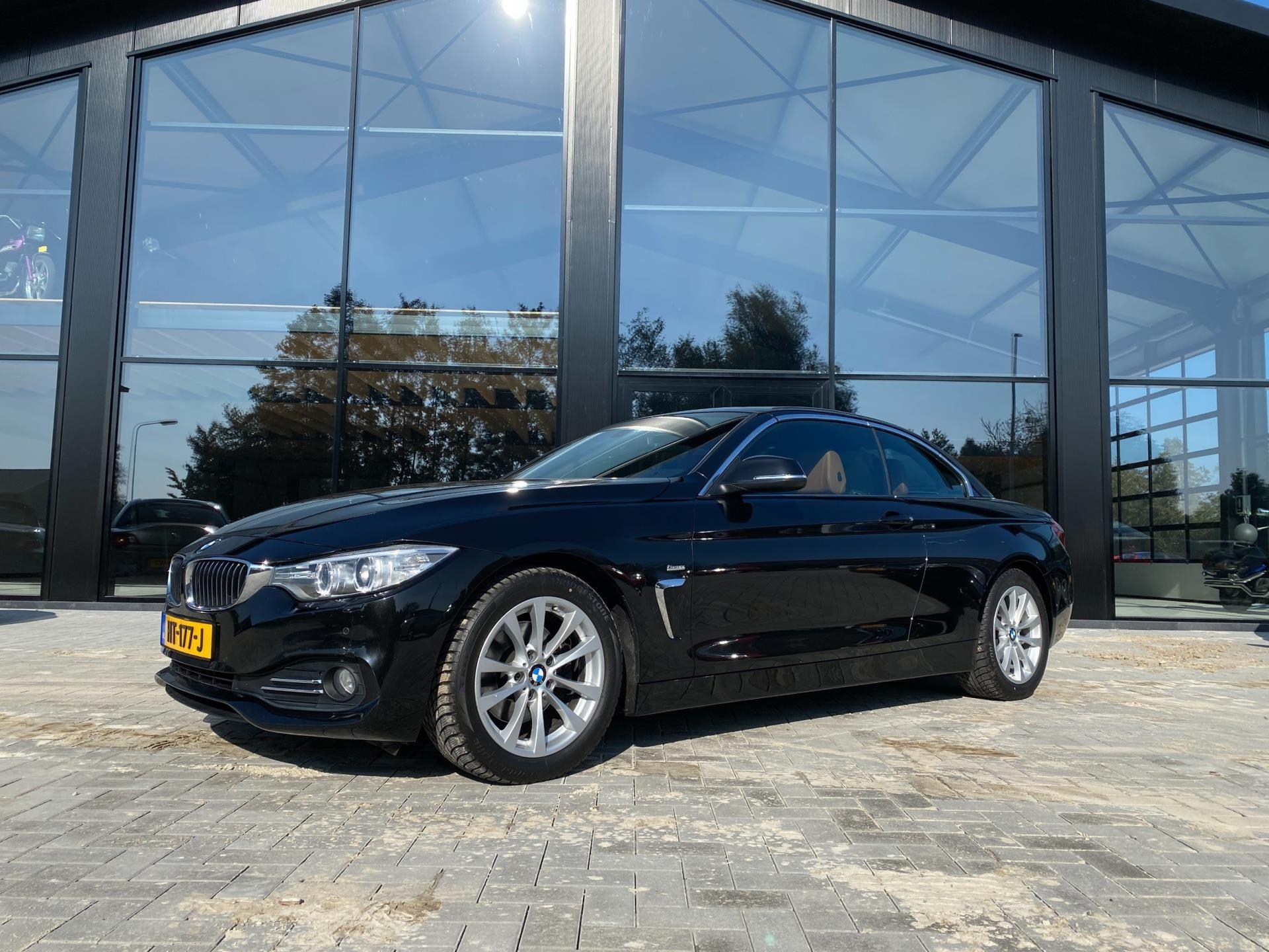BMW 4-serie Cabrio occasion - Jeeninga Auto's