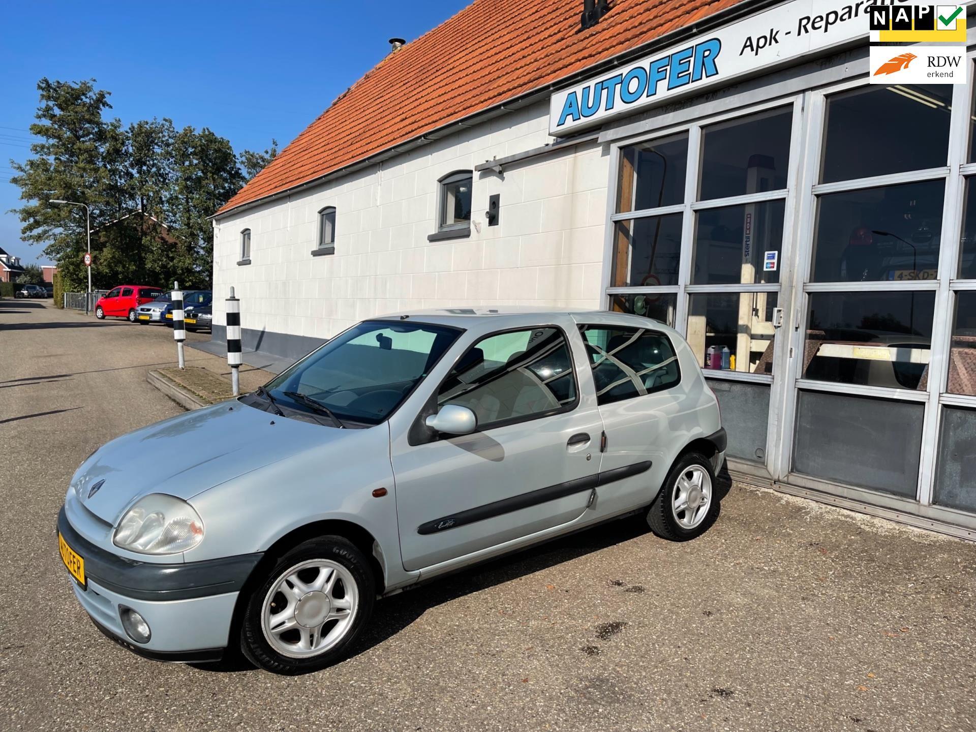 Renault Clio occasion - Autofer