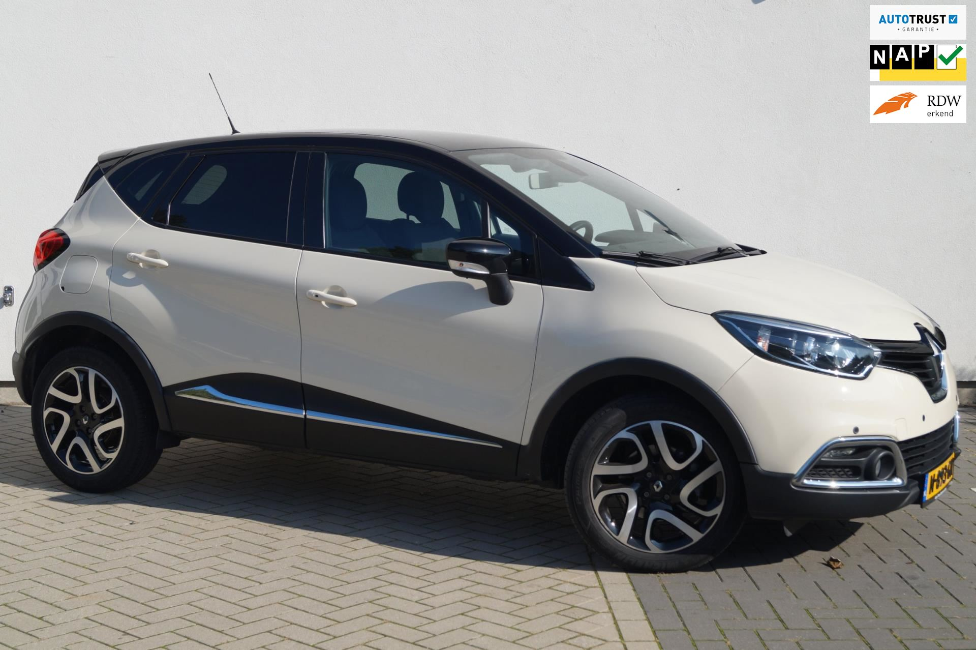 Renault Captur occasion - Auto Plaza Badhoevedorp