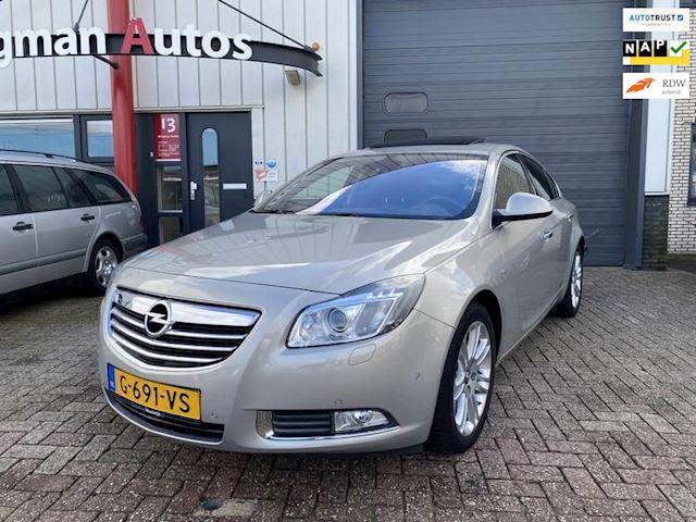 Opel Insignia 2.8 T Cosmo 4x4