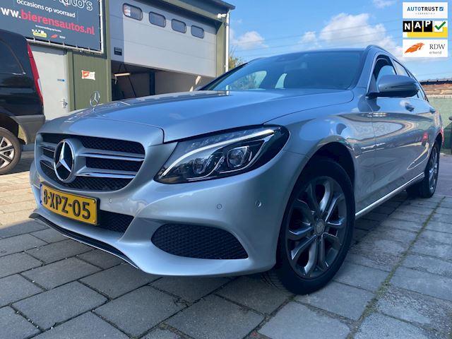Mercedes-Benz C-klasse Estate 180 Prestige Aut Navi Org NL 142dkm Nieuwstaat