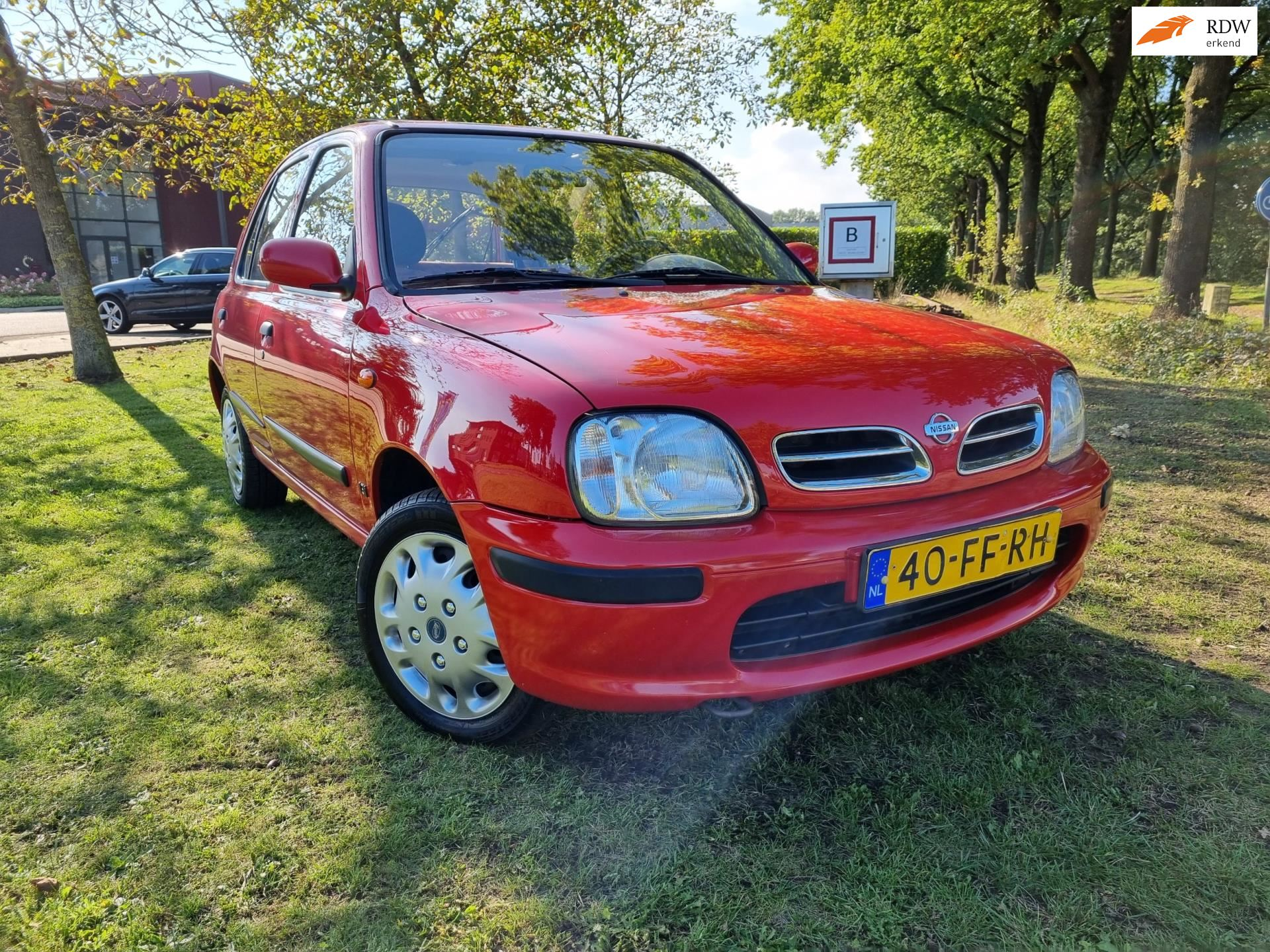 Nissan Micra occasion - Twin cars