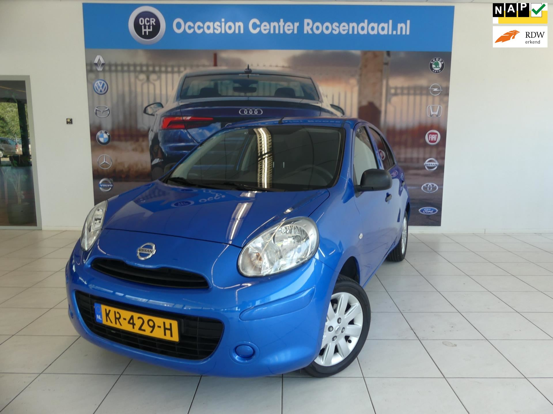 Nissan Micra occasion - Occasion Center Roosendaal