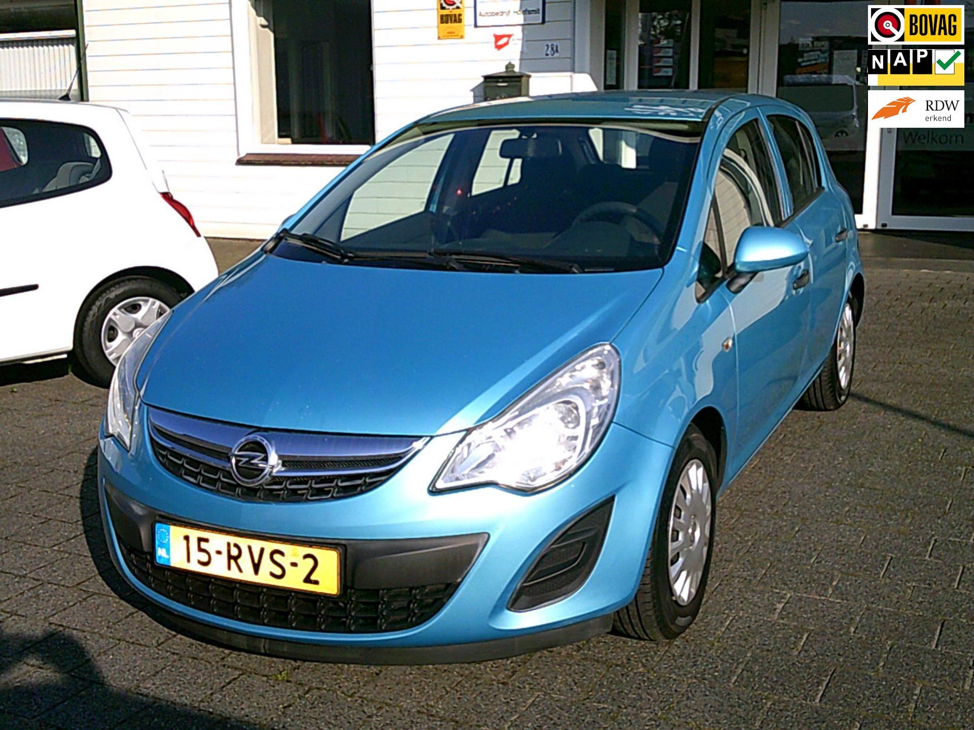 Opel Corsa occasion - Autobedrijf Hoefsmit VOF