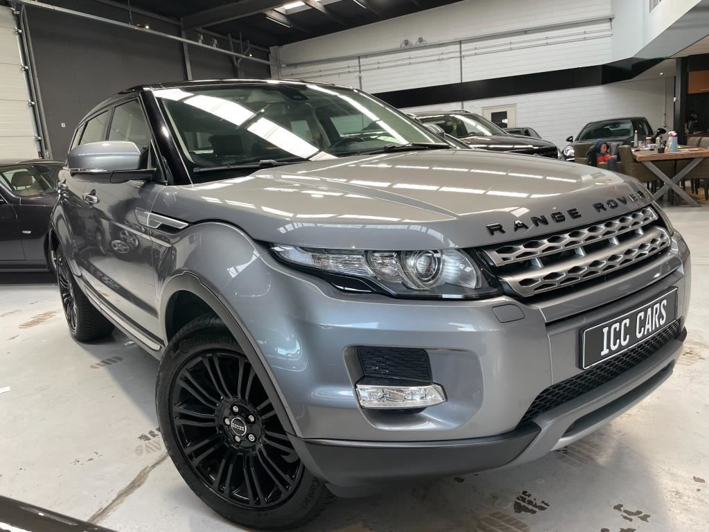 Land Rover Range Rover Evoque occasion - Iwan Car Company