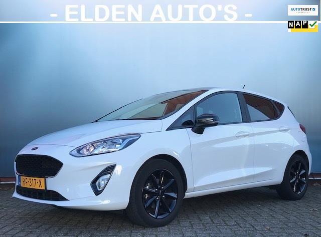 Ford Fiesta occasion - Eldenauto's