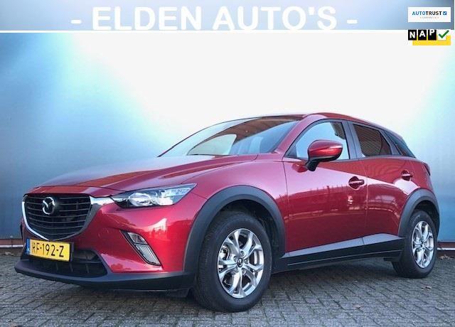 Mazda CX-3 occasion - Eldenauto's
