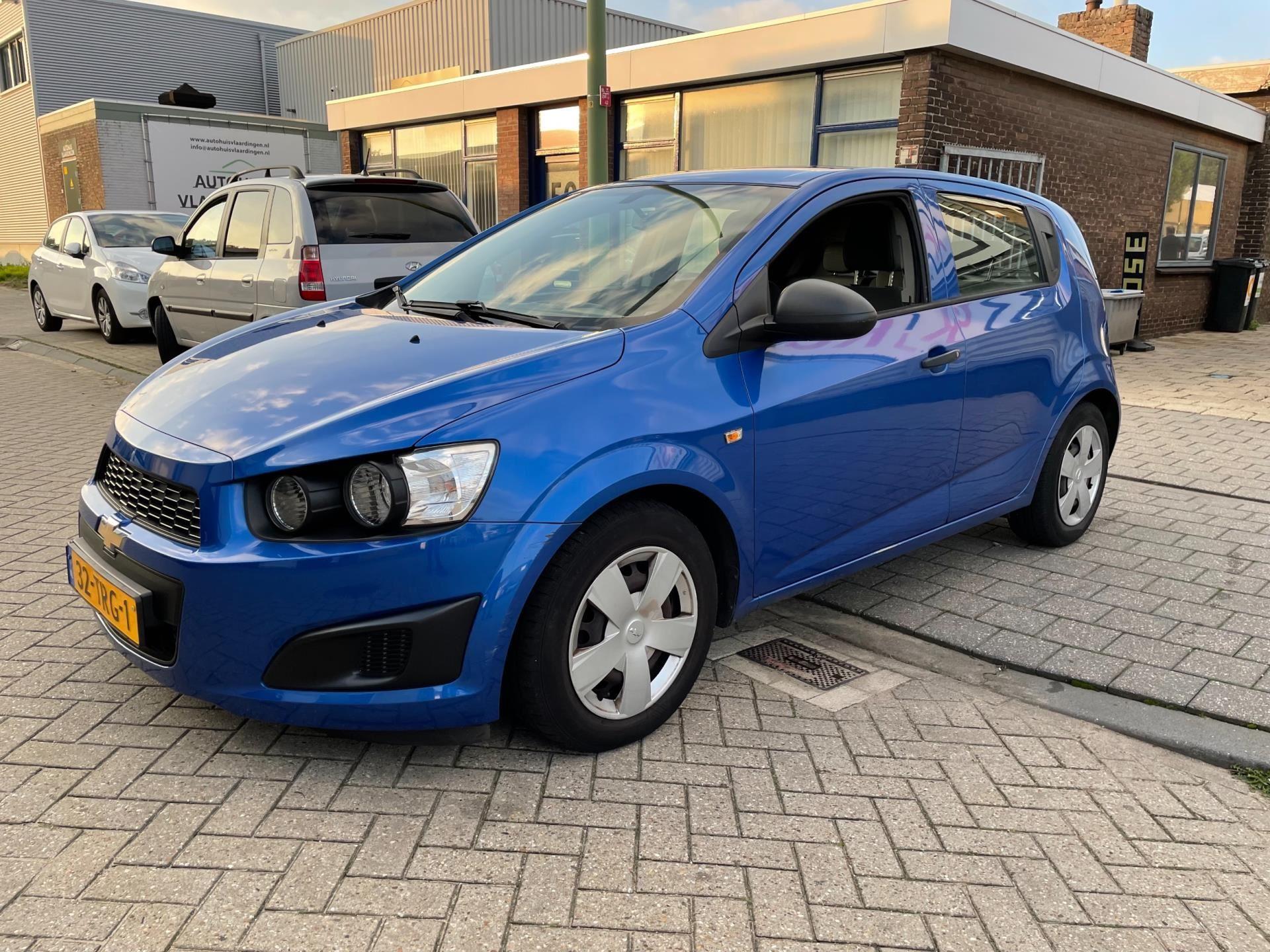 Chevrolet Aveo occasion - Kose Auto's