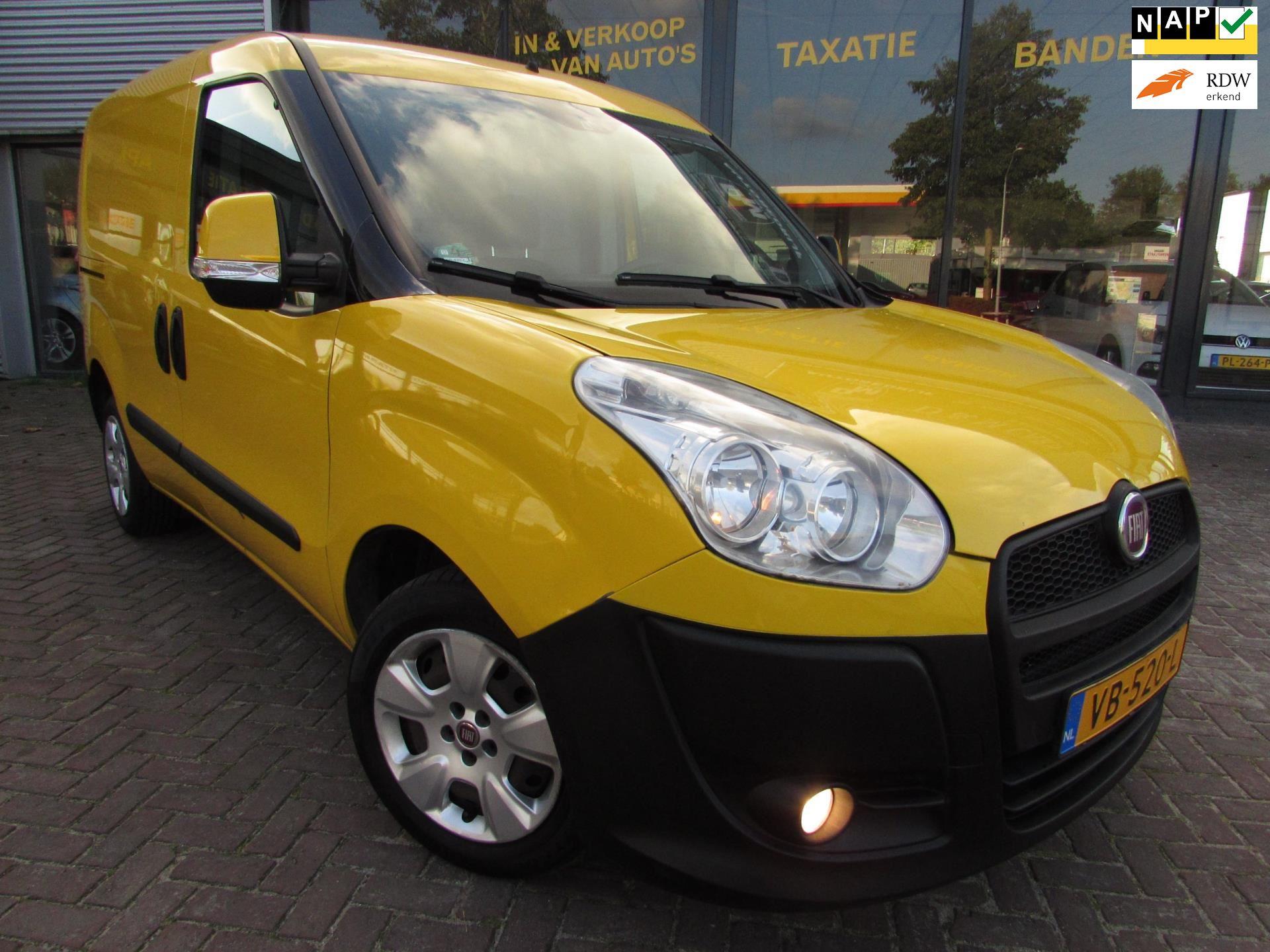 Fiat Doblò Cargo occasion - D&M Cars
