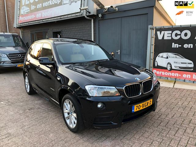 BMW X3 occasion - Veco Auto's
