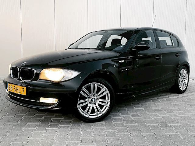BMW 1-serie 116i, airco, stoelverwarming, 17 inch
