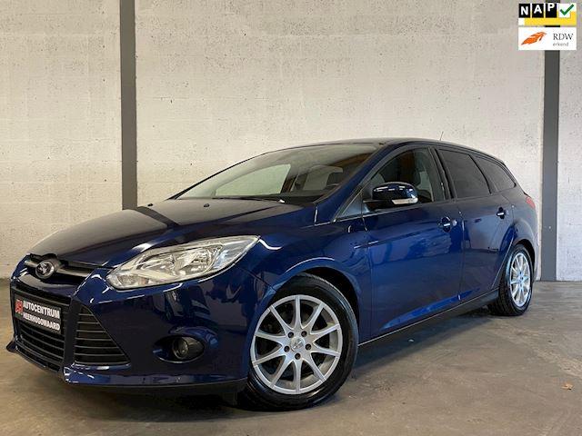 Ford Focus Wagon 1.6 TI-VCT Titanium Clima, Bluetooth, Volledig Onderhouden !!
