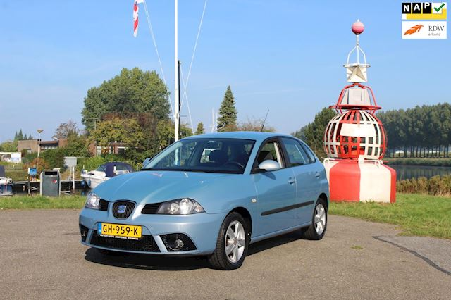 Seat Ibiza 1.4-16V Reference *Automaat *Clima *5drs