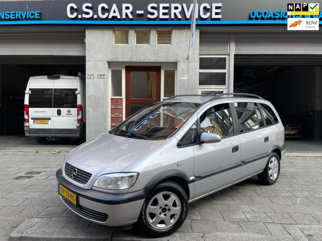 Opel Zafira occasion - CS Car Service
