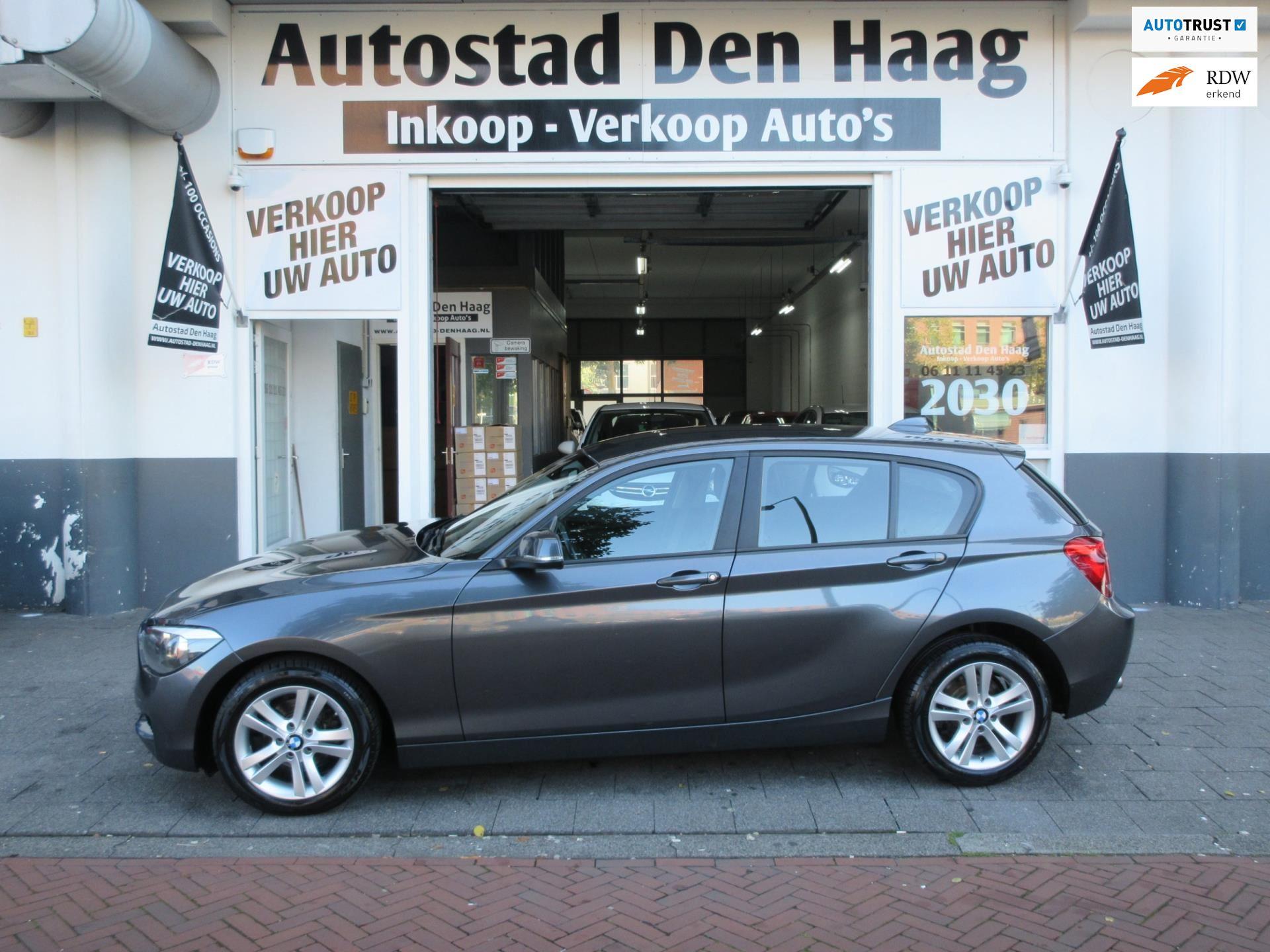 BMW 1-serie occasion - Autostad Den Haag
