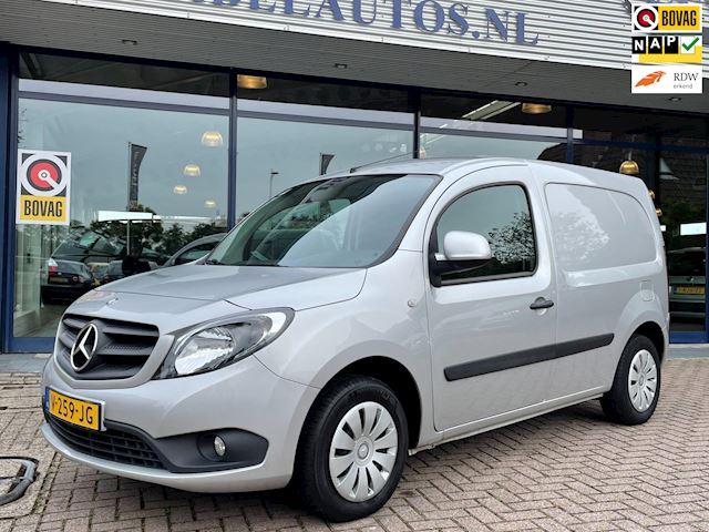 Mercedes-Benz Citan 112 BlueEFFICIENCY 1e Eig. Aut. Airco Parksens NL- Auto NAP Dealer onderhouden!